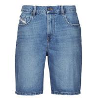 Oblačila Moški Kratke hlače & Bermuda Diesel A02648-0HBAV-01 Modra