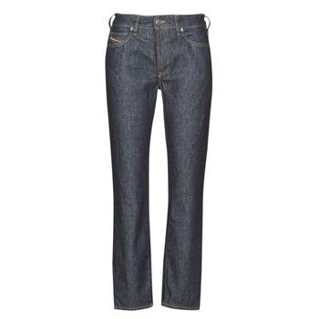 Oblačila Ženske Jeans straight Diesel D-JOY Modra / Brut