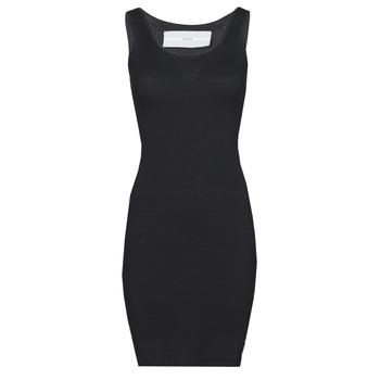 Oblačila Ženske Kratke obleke Guess  Črna