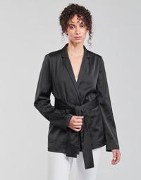 Oblačila Ženske Jakne & Blazerji Guess DIMITRA BLAZER Črna