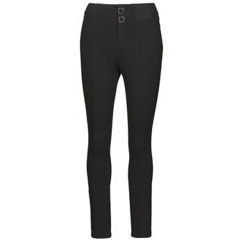 Oblačila Ženske Pajkice Guess SEBASTIANA LEGGINGS Črna