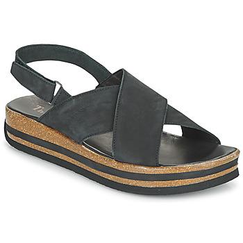 Čevlji  Ženske Sandali & Odprti čevlji Think ZEGA Črna