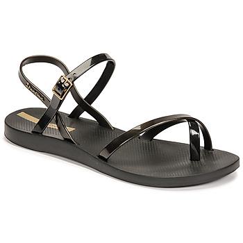 Čevlji  Ženske Sandali & Odprti čevlji Ipanema Ipanema Fashion Sandal VIII Fem Črna