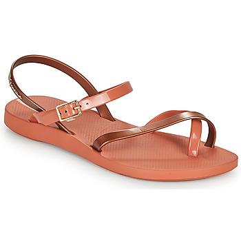 Čevlji  Ženske Sandali & Odprti čevlji Ipanema Ipanema Fashion Sandal VIII Fem Rožnata