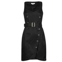 Oblačila Ženske Kratke obleke Morgan ROSITTA Črna