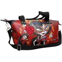 Torbice Ženske Ročne torbice Catrinas BM-20-CT Rojo