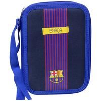 Torbice Otroci Toaletne torbice Fc Barcelona EP-691-BC Azul marino