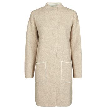 Oblačila Ženske Plašči Benetton 1132E9071-62U Bež