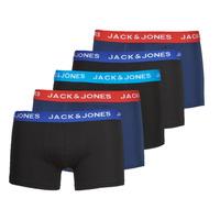 Spodnje perilo Moški Boksarice Jack & Jones JACLEE X5 Modra