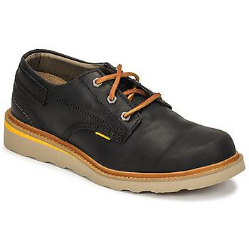 Čevlji  Moški Čevlji Derby Caterpillar JACKSON LOW Črna
