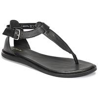 Čevlji  Ženske Sandali & Odprti čevlji Clarks KARSEA POST Črna