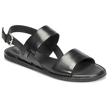 Čevlji  Ženske Sandali & Odprti čevlji Clarks KARSEA STRAP Črna