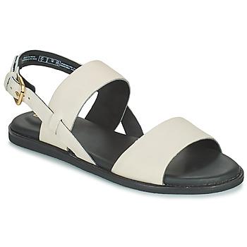 Čevlji  Ženske Sandali & Odprti čevlji Clarks KARSEA STRAP Bela