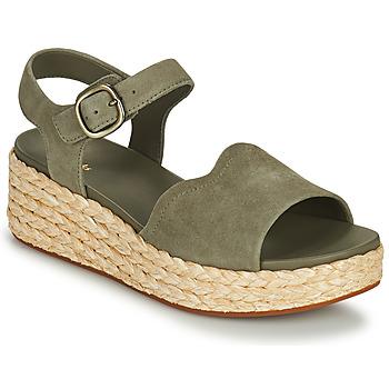 Čevlji  Ženske Sandali & Odprti čevlji Clarks KIMMEI WAY Kaki