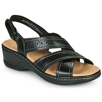 Čevlji  Ženske Sandali & Odprti čevlji Clarks LEXI PEARL Črna