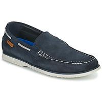 Čevlji  Moški Mokasini & Jadralni čevlji Clarks NOONAN STEP Modra