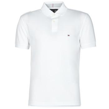 Oblačila Moški Polo majice kratki rokavi Tommy Hilfiger 1985 REGULAR POLO Bela