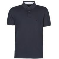 Oblačila Moški Polo majice kratki rokavi Tommy Hilfiger 1985 REGULAR POLO Modra