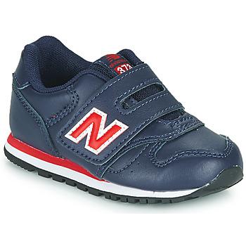 Čevlji  Otroci Nizke superge New Balance 373 Modra