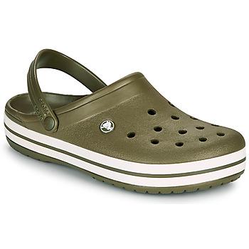 Čevlji  Cokli Crocs CROCBAND Kaki