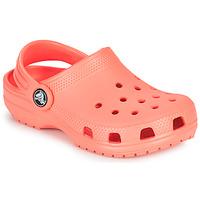 Čevlji  Otroci Cokli Crocs CLASSIC CLOG K Oranžna