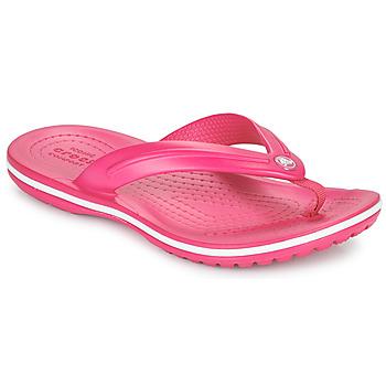 Čevlji  Otroci Japonke Crocs CROCBAND FLIP GS Rožnata