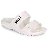 Čevlji  Sandali & Odprti čevlji Crocs CLASSIC CROCS SANDAL Bela