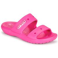 Čevlji  Ženske Sandali & Odprti čevlji Crocs CLASSIC CROCS SANDAL Rožnata