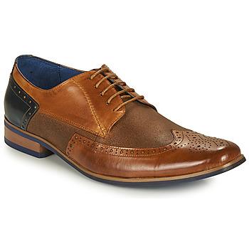 Čevlji  Moški Čevlji Derby Kdopa KAVRITZ Kamel