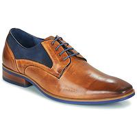 Čevlji  Moški Čevlji Derby Kdopa CONNOR Kamel / Modra