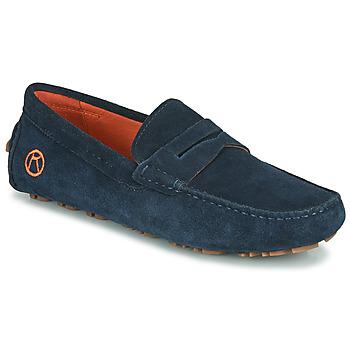 Čevlji  Moški Mokasini Kdopa DAVE Modra