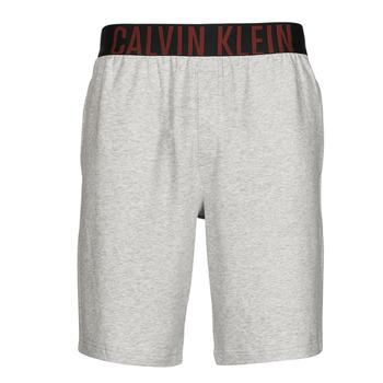 Oblačila Moški Kratke hlače & Bermuda Calvin Klein Jeans SLEEP SHORT Siva