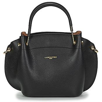 Torbice Ženske Ročne torbice LANCASTER FOULONNE DOUBLE 18 Črna