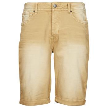 Oblačila Moški Kratke hlače & Bermuda Deeluxe BART Bež