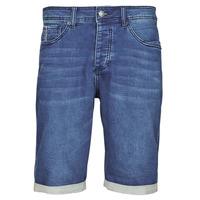 Oblačila Moški Kratke hlače & Bermuda Deeluxe BART Modra