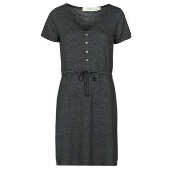Oblačila Ženske Kratke obleke Deeluxe ALINA Črna