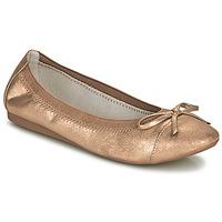 Čevlji  Ženske Balerinke Moony Mood ELALA Bronze