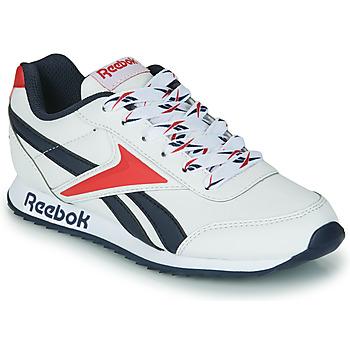 Čevlji  Otroci Nizke superge Reebok Classic REEBOK ROYAL CLJOG 2 Bela / Rdeča