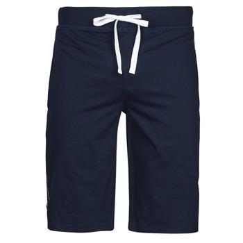 Oblačila Moški Kratke hlače & Bermuda Polo Ralph Lauren SLIM SHORT Modra