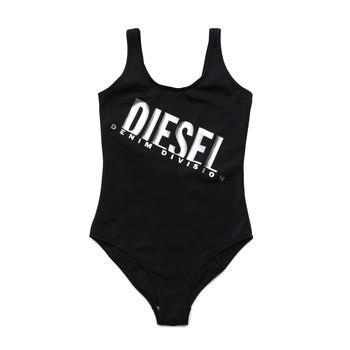 Oblačila Deklice Enodelne kopalke Diesel MIELL Črna