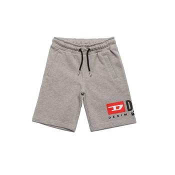 Oblačila Dečki Kratke hlače & Bermuda Diesel PSHORTCUTY Siva