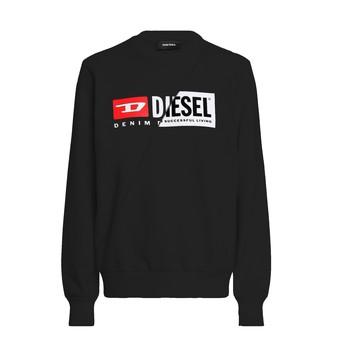 Oblačila Otroci Puloverji Diesel SGIRKCUTY Črna