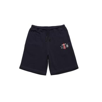 Oblačila Dečki Kratke hlače & Bermuda Diesel PEDDY Modra