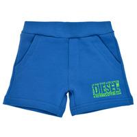 Oblačila Dečki Kratke hlače & Bermuda Diesel POSTYB Modra