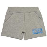 Oblačila Dečki Kratke hlače & Bermuda Diesel POSTYB Siva