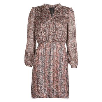 Oblačila Ženske Kratke obleke Betty London NOUNO Bordo