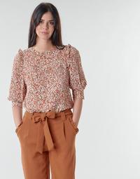 Oblačila Ženske Topi & Bluze Betty London NIUTON Bež