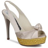 Čevlji  Ženske Sandali & Odprti čevlji Magrit IMPERIALI Bela / Zlata