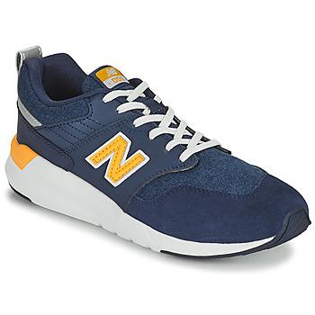 Čevlji  Dečki Nizke superge New Balance YS009 Modra