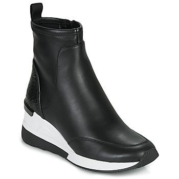 Čevlji  Ženske Visoke superge MICHAEL Michael Kors KINSEY Črna